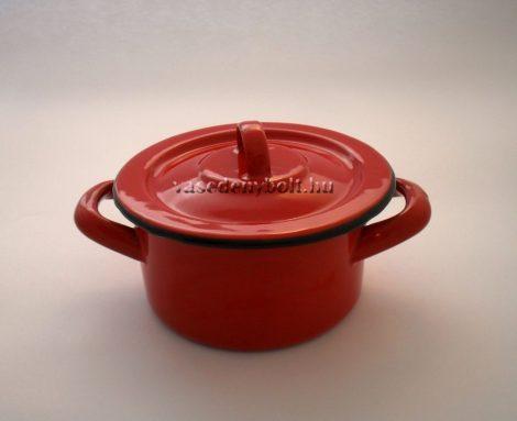Zom fazék piros 14cm 1,25l
