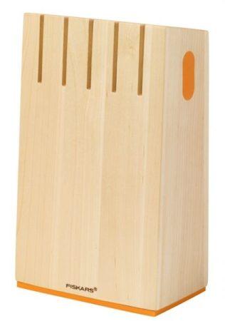 Fiskars Késblokk, új (üres, nyers fa színű) (200083)