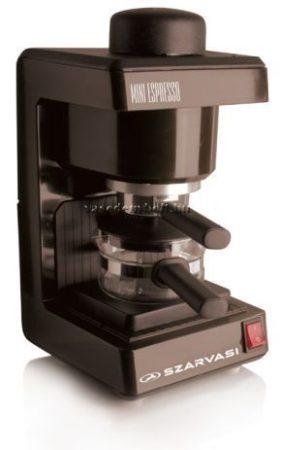 SZARVASI Mini Espresso elektromos kávéfőző SZV612