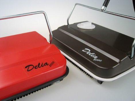 Szőnyegseprű 3 kefés Delia2000