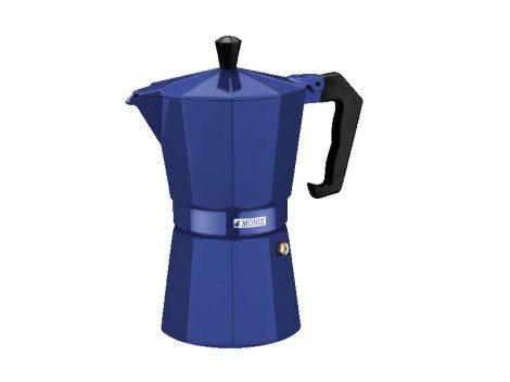 Monix Cobalto Kávéfőző 6 személyes