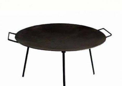 Vas grill tárcsa - boronatárcsa 40cm