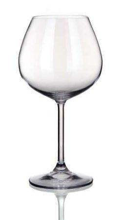 BANQUET Boros pohár készlet BURGUNDY 650ML