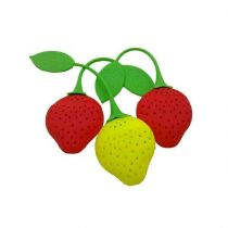 Szilikon teafilter gyümölcs