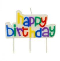 Gyertya Happy Birthday