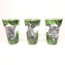 Africa üdítős pohár 310ml