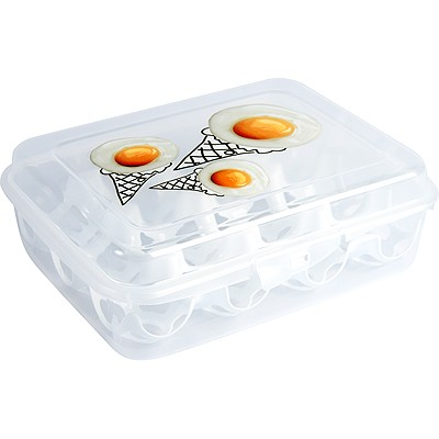Hega tojástároló 12db-s