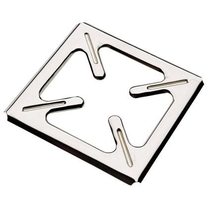 Lángelosztó lemez inox ir-2496 2db