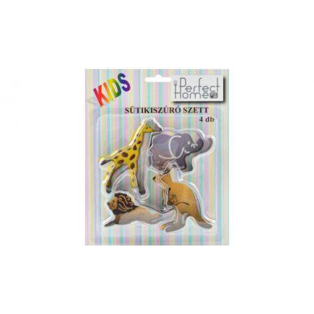 Sütokiszúró 4db KIDS állatok