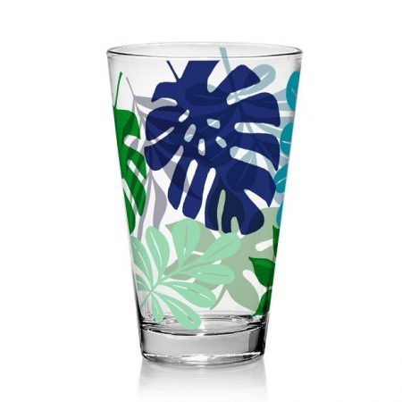 Pohár üveg 310ml BORNEO