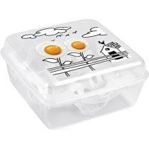 Hega tojástároló 6db-s