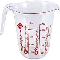 Hega Mércéskancsó 0,6 literes HEG15153